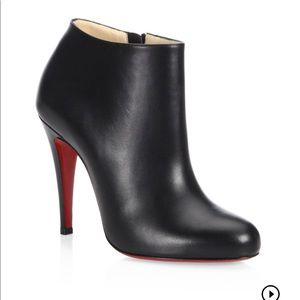 NEW Christian Louboutin booties